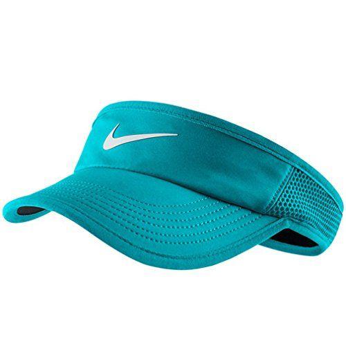 Nike Women S Nikecourt Featherlight Tennis Visor S M 429 Omega Nike Com Imagens