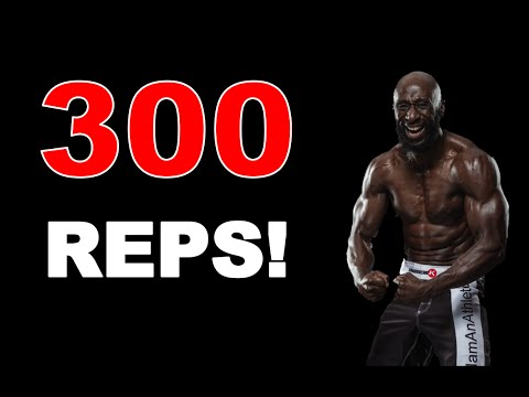 300 Workout Challenge (Can You Handle This?) - YouTube #300workout 300 Workout Challenge (Can You Handle This?) - YouTube #300workout