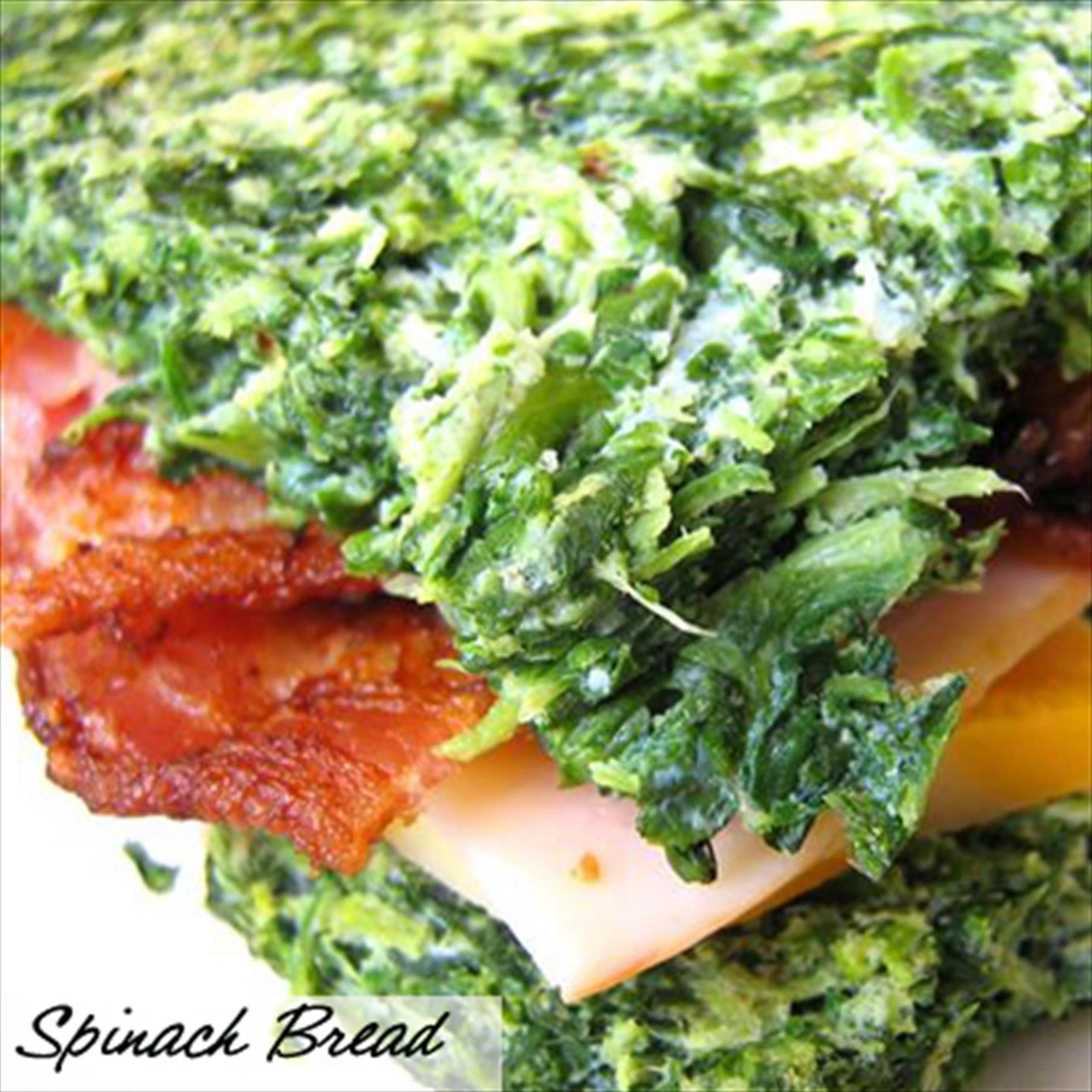 Recipes with a Twist Spinach bread, Food recipes