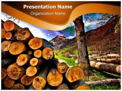 Deforestation powerpoint template is one of the best powerpoint editabletemplates powerpoint forestry natural woodpile sustainable agriculture circle pattern pine deforestation ring tree stump ecofriendly toneelgroepblik Gallery