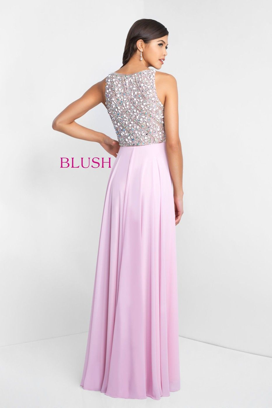 Blush C1034 Prom Dress - MadameBridal.com | Blush Couture Prom ...