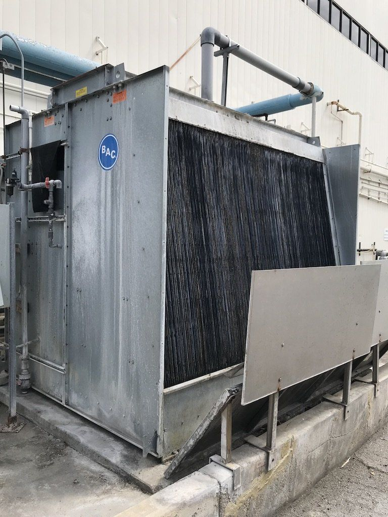 2001 Bac 130 Ton Cooling Tower Model Fxt 130 Made By Baltimore Air