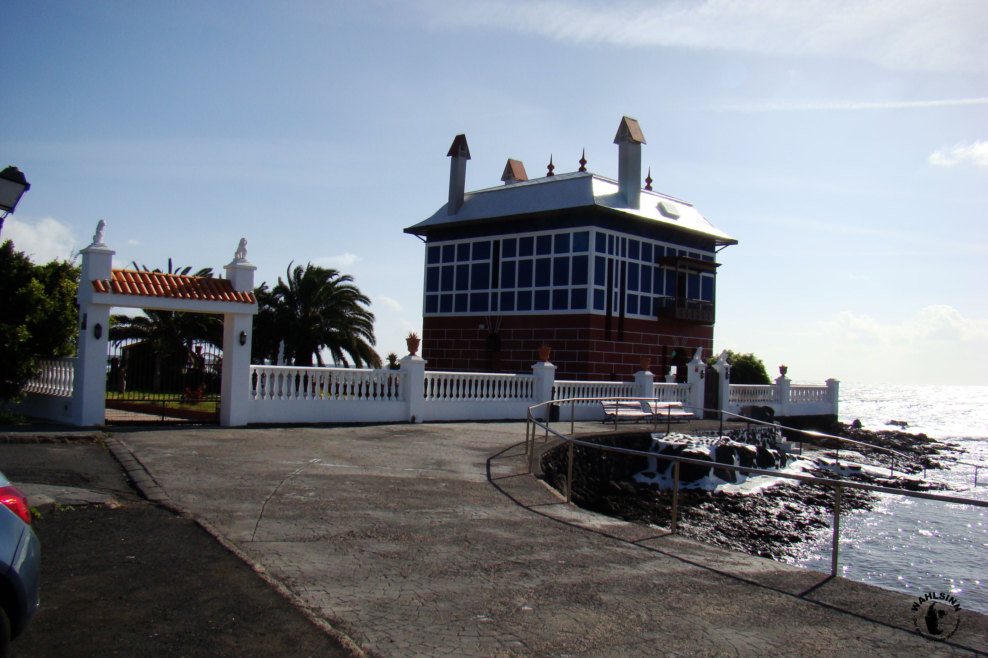 Lanzarote - Das Blaue Haus in Arrieta
