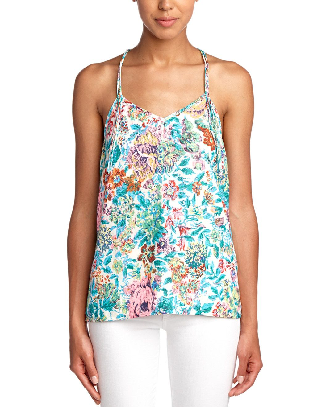 Spotted this See U Soon Floral Print Tank on Rue La La. Shop (quickly!).