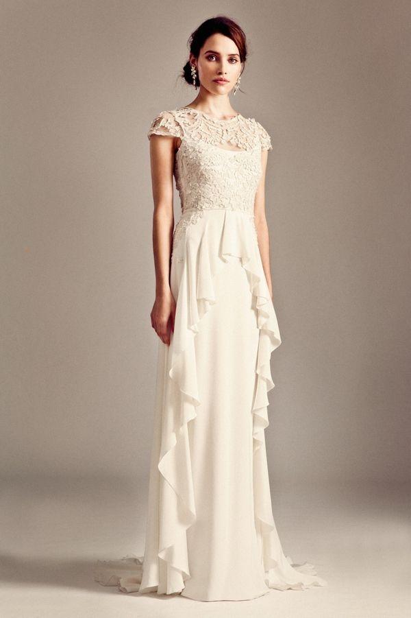 Bluebell Wedding Dress - Temperley London Iris 2014 Collection