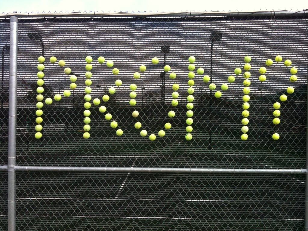 Answer Your Prom Date If You Are Into Tennis!