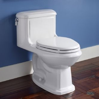 American Standard Antiquity Cadet 3 Right Height 1 Piece Toilet Follow Us On Twitter Amercanstandard Like Us On F With Images One Piece Toilets Toilet Bathroom Toilets