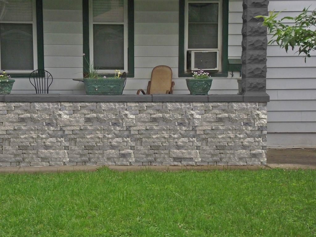AirStone veneers Lowes Lighter than stone