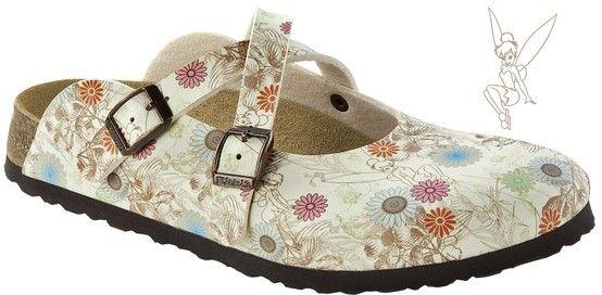 d515e7bc5437 Zdravotní obuv Birki Disney - Dorian Tinker Bell beige   Birko-flor. více  obuvi