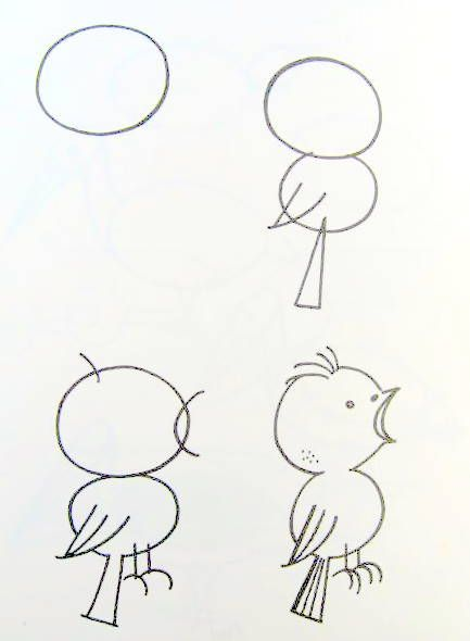 Easy Drawings Image By עליזה גוילי On Draw Animal Drawings