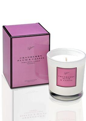 Sohum Cranberry, Plum & Cassis Parlour Jar Candle