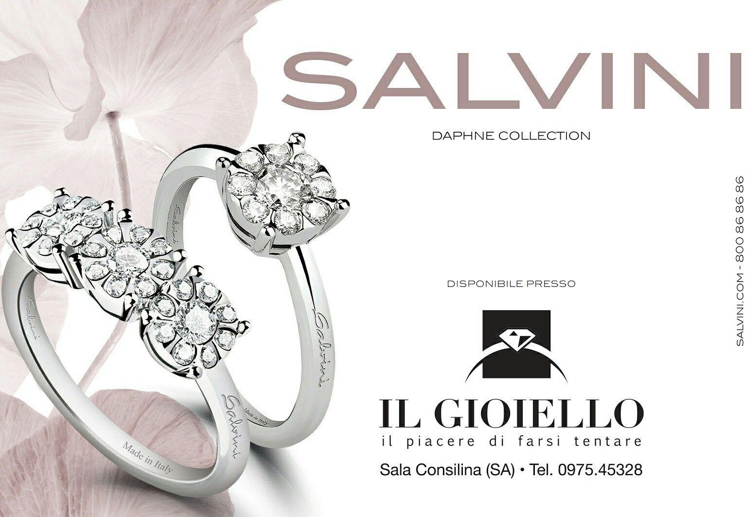 diversamente immagini ufficiali davvero comodo Salvini Gioielli Daphne Collection IL Gioiello Il piacere di ...
