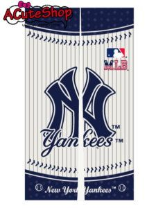 Mlb New York Yankees Door Curtain 57 1 2 X 33 1 2 New New York