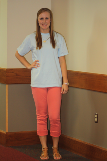 Philanthropy Day (t-shirt provided Orientation Day) | Shirts. Fashion. What to wear