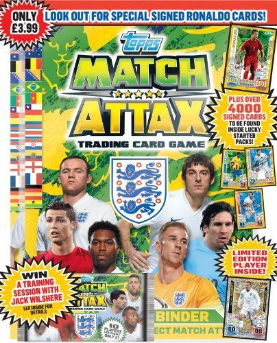 2014 World Cup Match Attax Starter Pack Match Attax Cards Trading Cards
