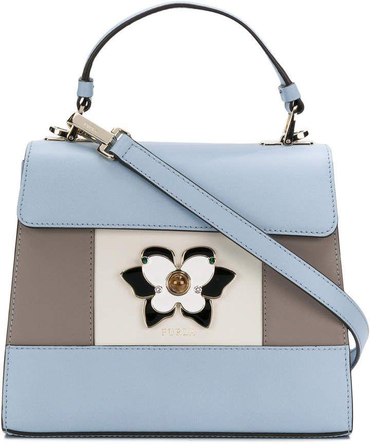 ebfd508ca $480, Furla Mughetto shoulder bag #bags #handbags #handle #shoulderbag  #bolsa #style #furla #affiliate #shopstyle #mystyle