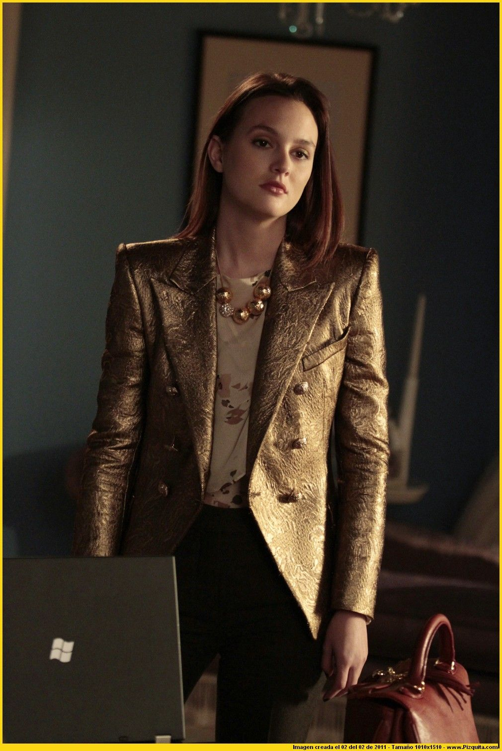 favorite Blair outfit