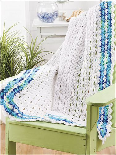 Ravelry: Beach House Afghan pattern by Katherine Eng