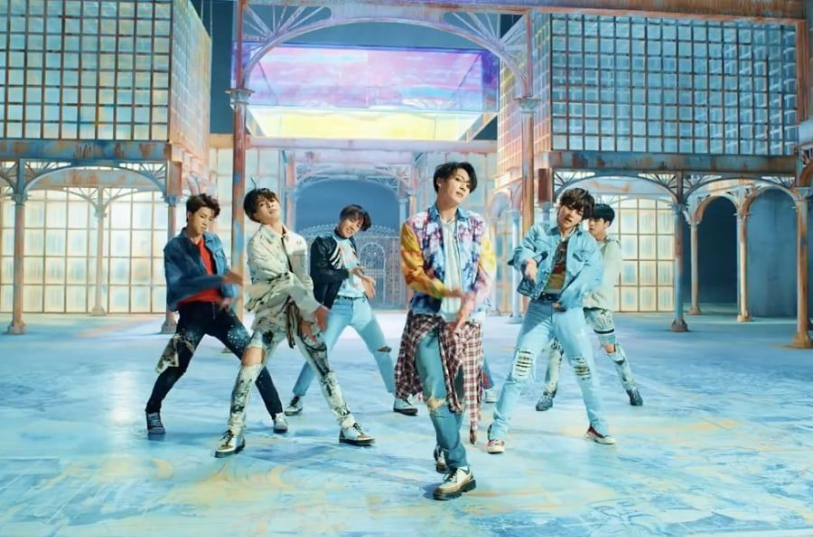 BTS has set a new record on Spotify! Gangnam style, Bts