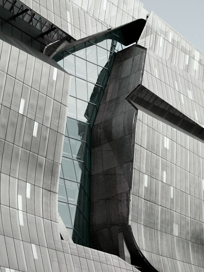 The Cooper Union for the Advancement of Science and Art (New York, 2009) / Morphosis Architects