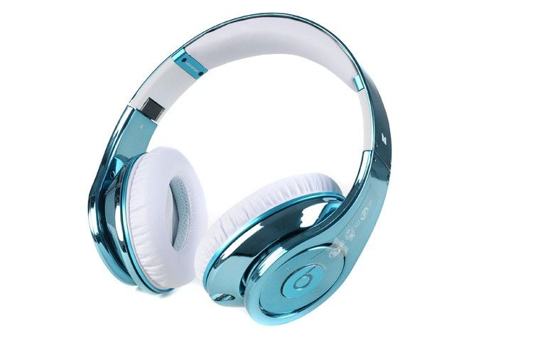 Monster Beats By Dr Dre Chrome Electroplating Headphones ...