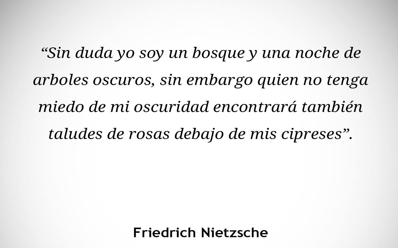Fragmento De Así Habló Zaratustra Friedrich Nietzsche