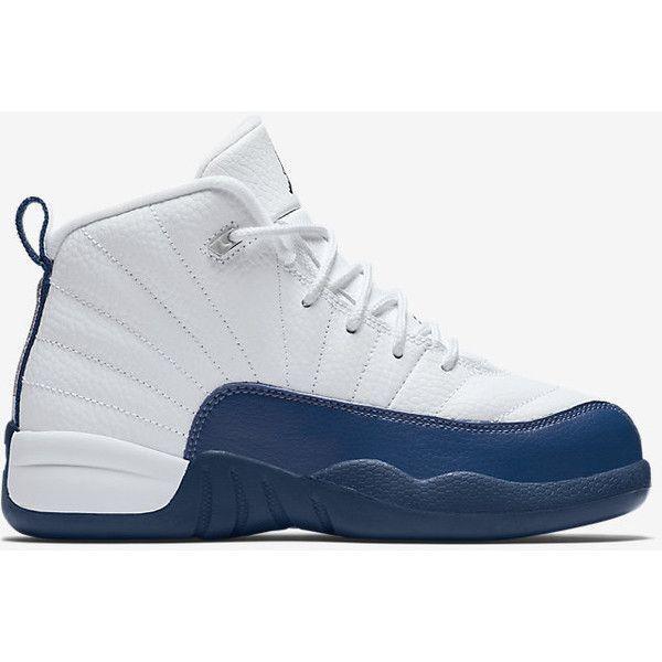 7d692fd1519a81 Air Jordan 12 Retro (10.5c-3y) Preschool Kids  Shoe. Nike.com ( 80) ❤ liked  on Polyvore featuring jordans