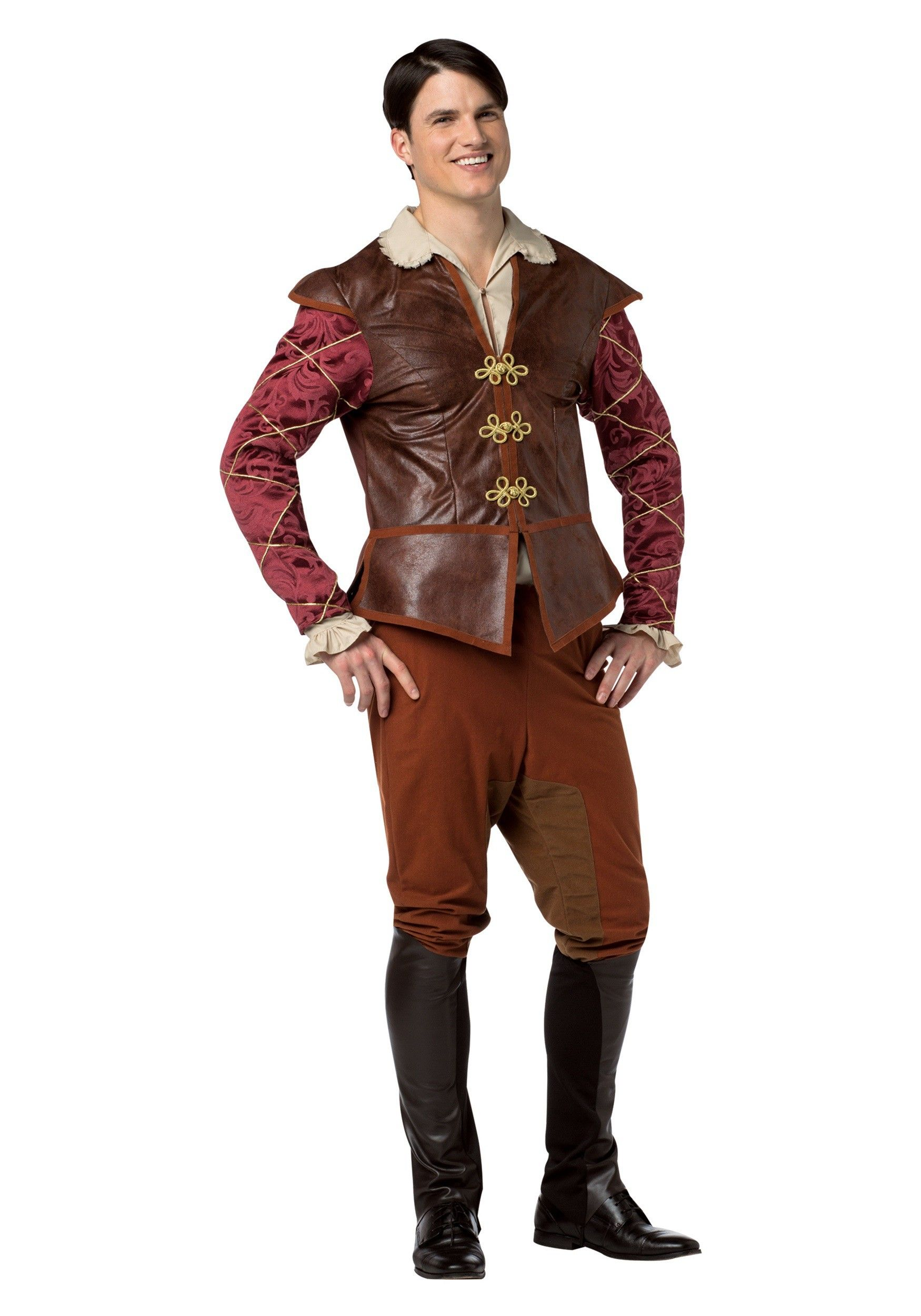 Wear this officially licensed Once Upon a Time Prince Charming costume and youu0027ll look just like the popular character from this ABC series.  sc 1 st  Pinterest & Pin by Lakeview Musical Costumes on Sir Harry | Pinterest | Costumes