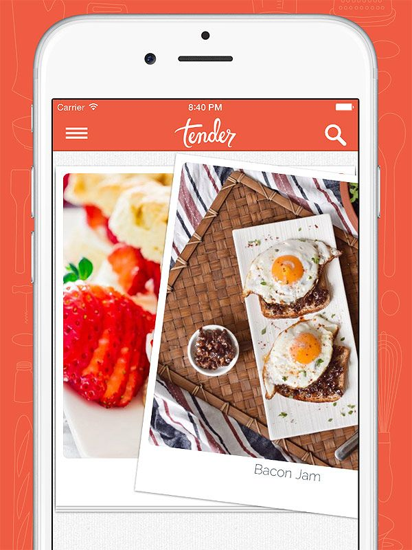 This tinder inspired food app lets you swipe right on recipes this tinder inspired food app lets you swipe right on recipes forumfinder Gallery