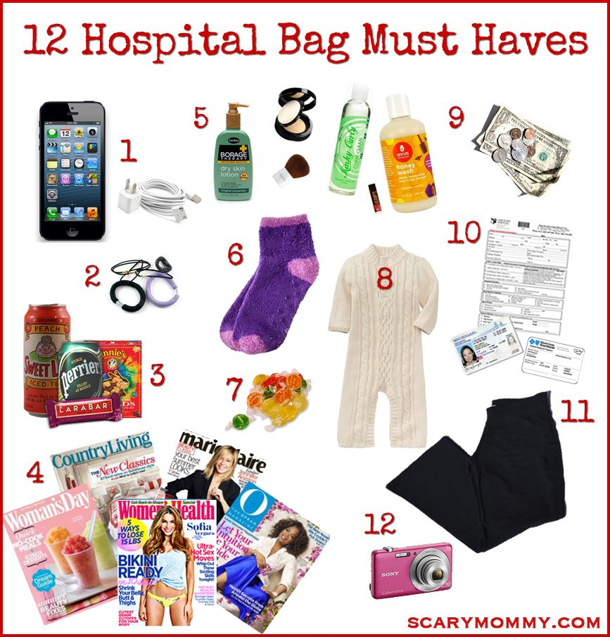 What To Really Pack In Your Hospital Bag This Was A Good List Some Are Waaay Over The Top But I Found Best After My Experience With Hayden