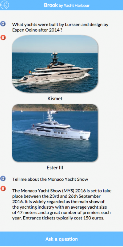 """Yacht Harbour introduces """"Siri for yachts"""" to smooth buying process #travel"""