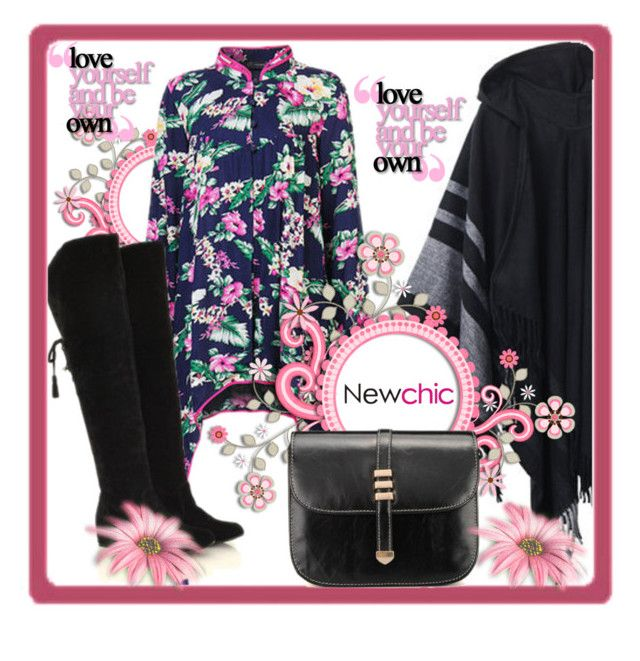 """Newchic 1."" by belma-cibric ❤ liked on Polyvore"