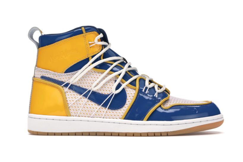 "e4448f4e5b25c Custom Air Jordan 1 ""Championship Tradition"" by The Shoe Surgeon ..."