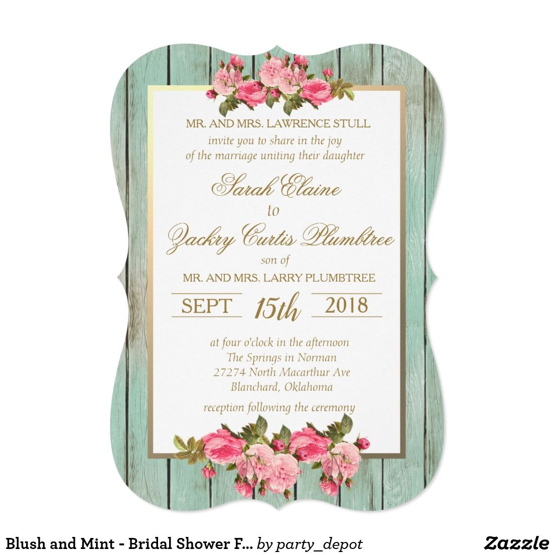 create your own invitation  zazzle  create your own