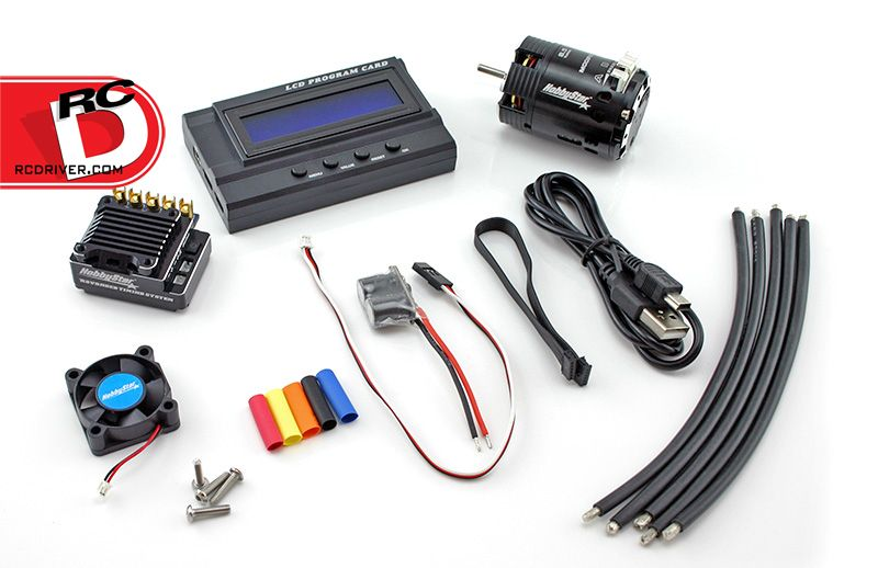 Reviewed - HobbyStar 120A 1/10 Competition Sensored ESC With Turbo