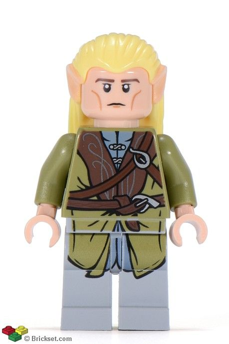 Bald from Set 79017 Battle of Five Armies Hobbit NEW lor110 Lego Gundabad Orc