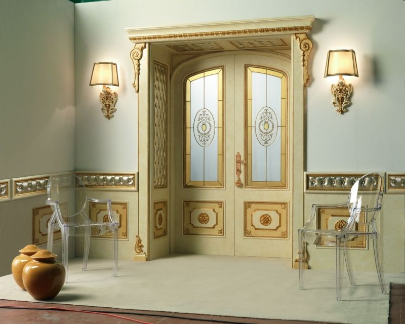 Re Sole Emozioni Classic Door New Design Porte