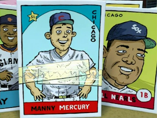 """""""The Baseball Card Shop"""" An Animated Short Film by Kelly"""