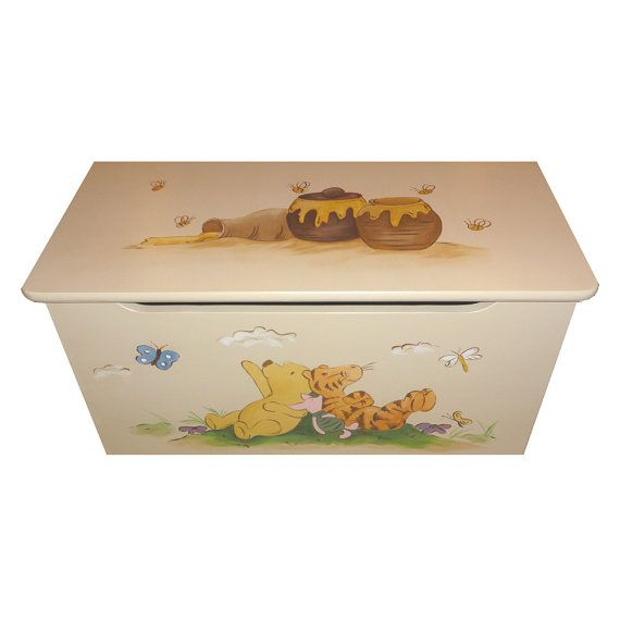 Toy box maybe if we do decide to winnie the pooh