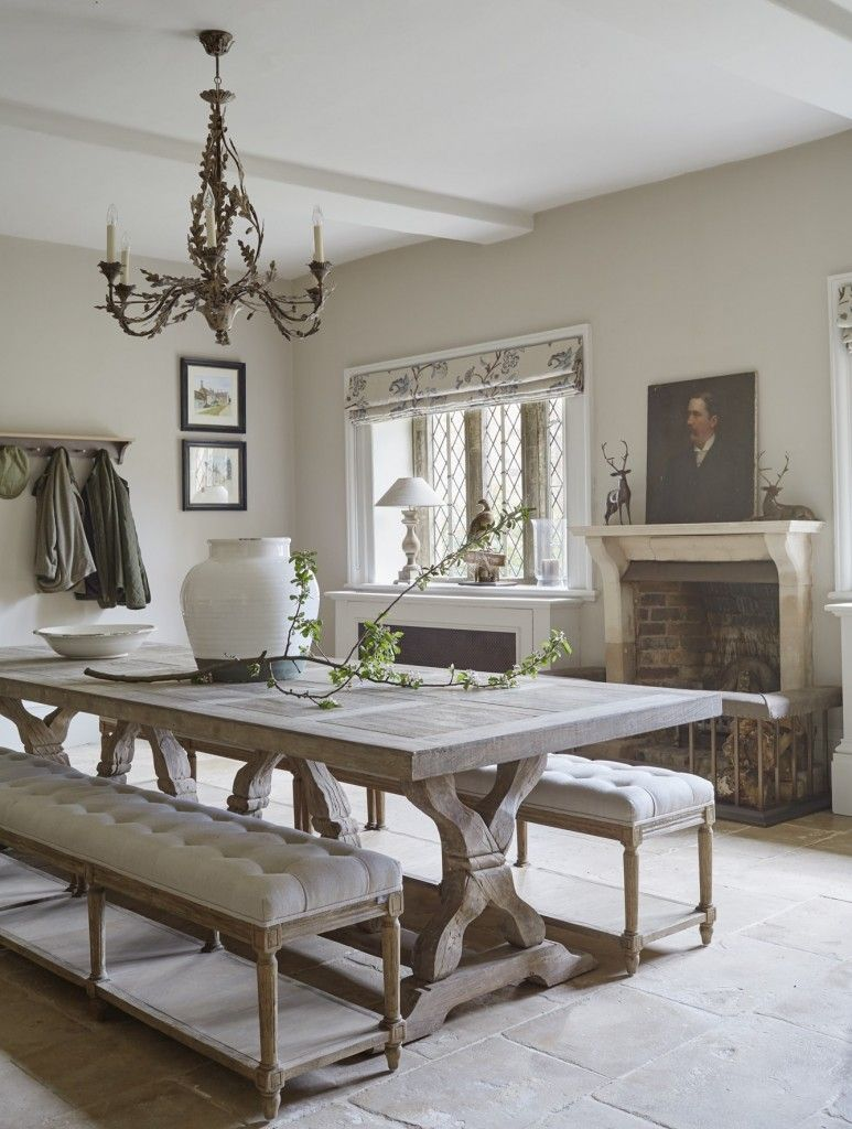 Loving Family Kitchen Furniture I Am Loving This Table And Setting Http Wwwsimshilditchcom