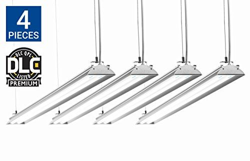 Hyperselect Utility Led Shop Light 4ft Integrated Led Fi Https Www Amazon Com Dp B01naei1yf Ref Cm Sw R Pi Dp U X Gddoabbeh18ez Led Shop Lights
