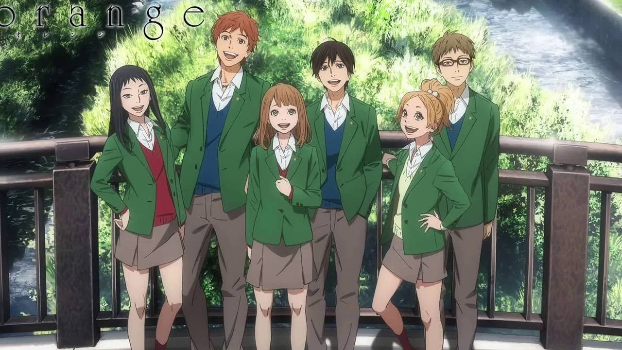 Orange Full OST 1 Anime orange, Anime romance, Anime