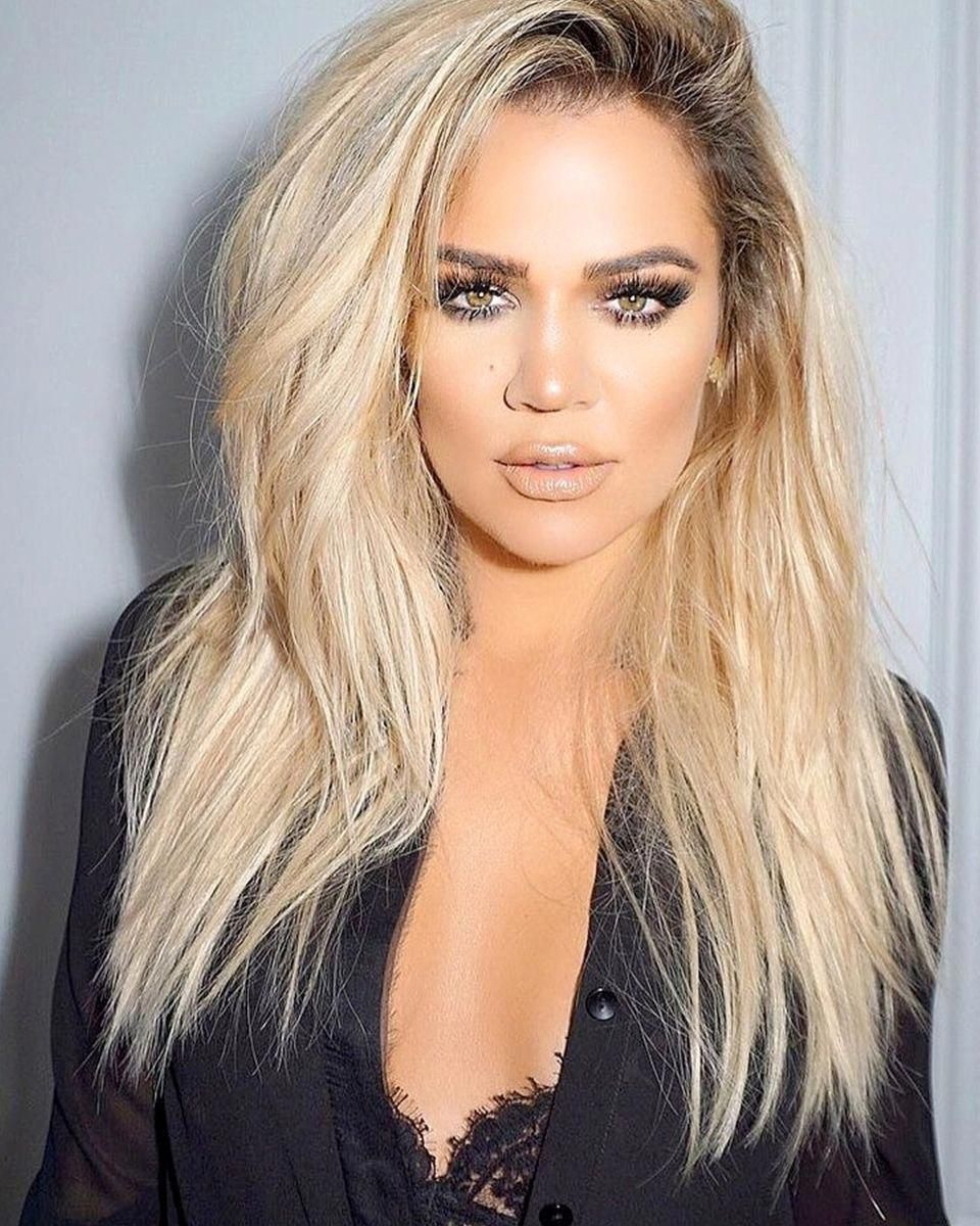 33 Trendy Ombre Hair Color Ideas Of 2019 Khloe Kardashian Hair Kardashian Hair Hair Beauty