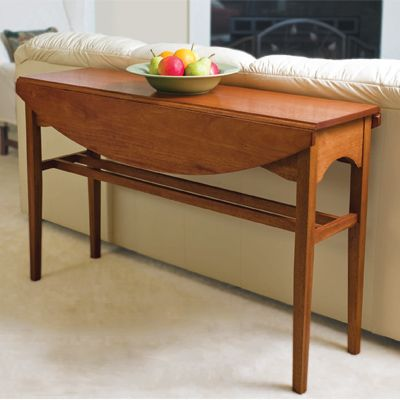 Swell Plans For A Drop Leaf Console Table For Behind Sofa Drop Bralicious Painted Fabric Chair Ideas Braliciousco