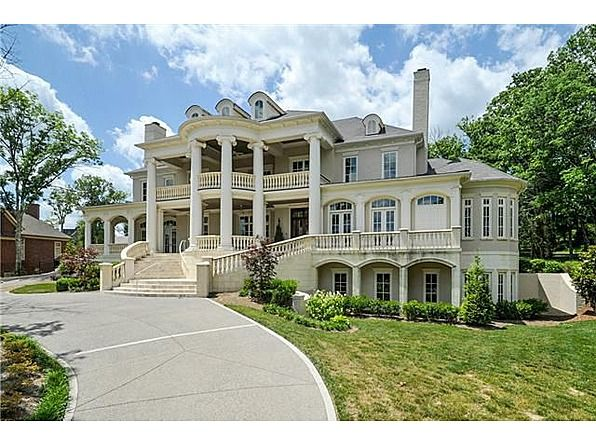 Brentwood Home Southern Mansions Mansions Antebellum Homes