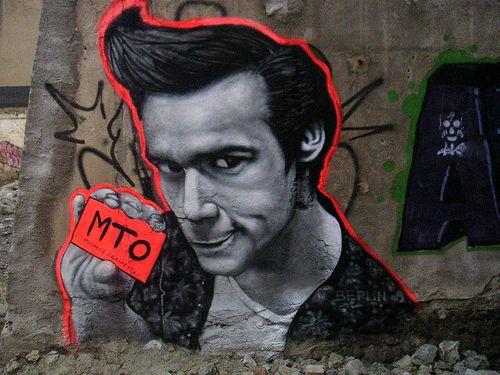Graffiti Brelin Artiste De Rue 3d Street Art Graffiti De Rue