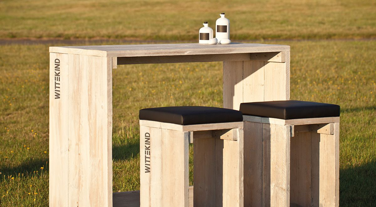 Wittekind Möbel das design und die besondere optik der wittekind outdoor möbel ist