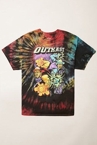 110a77297480 Outcast Tie-Dye Tee | Products | Mens tops, Mens fashion:__cat__, Men