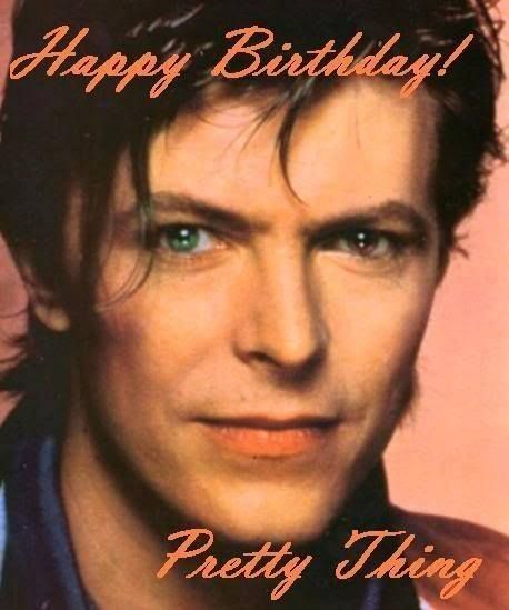 Images Happy Birthday David Bowie - Google Search