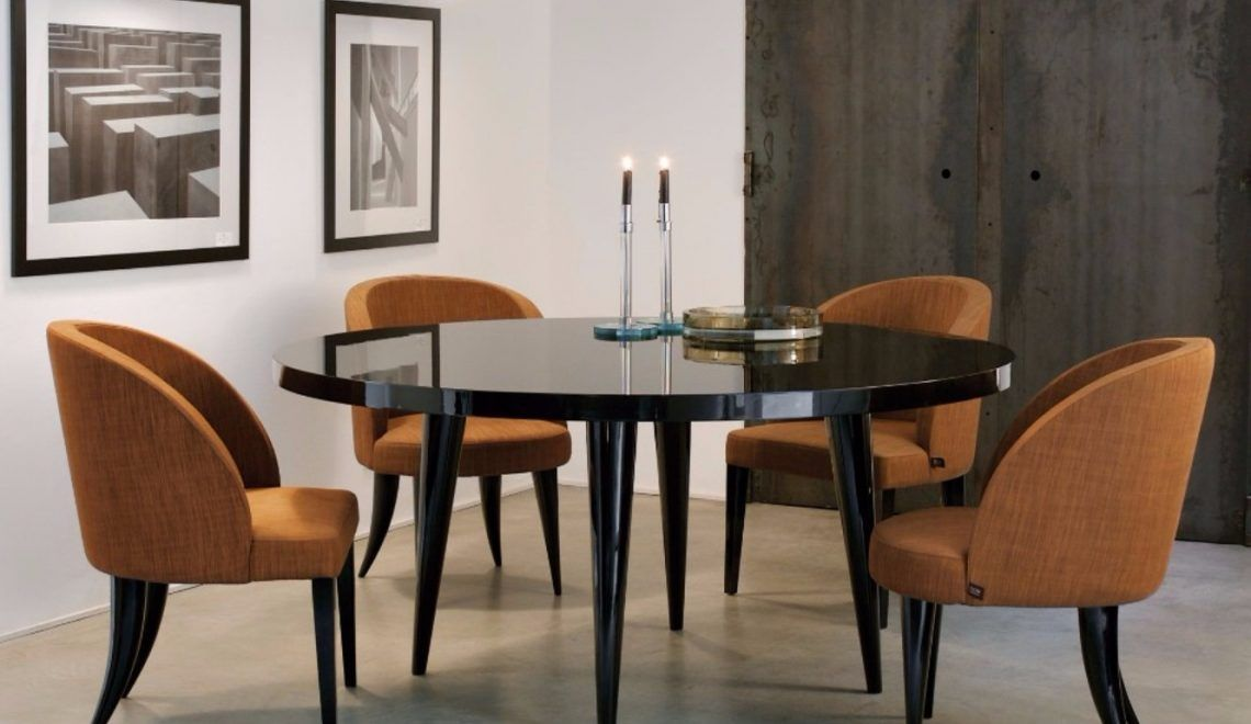 Dining Table Design Trends For This Fallwinter  Dining Table Alluring Trends In Dining Rooms Design Ideas